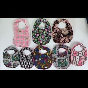 Other - 8 pack bibs